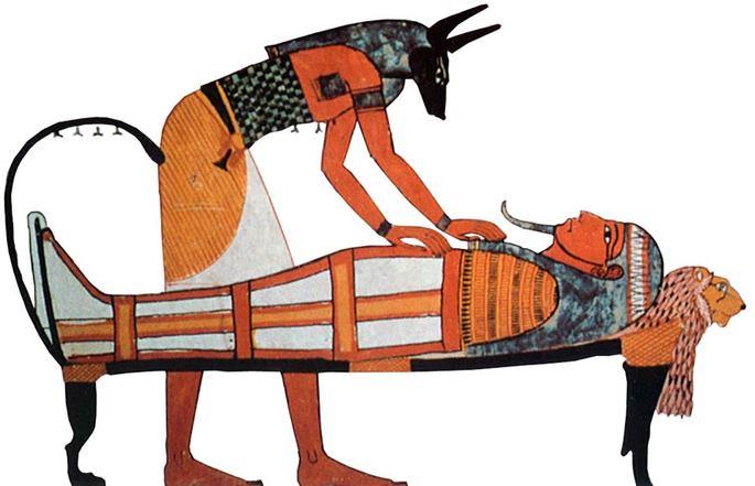 Saiba Quem E Anubis O Deus Egipcio Que Tem Cabeca De Chacal