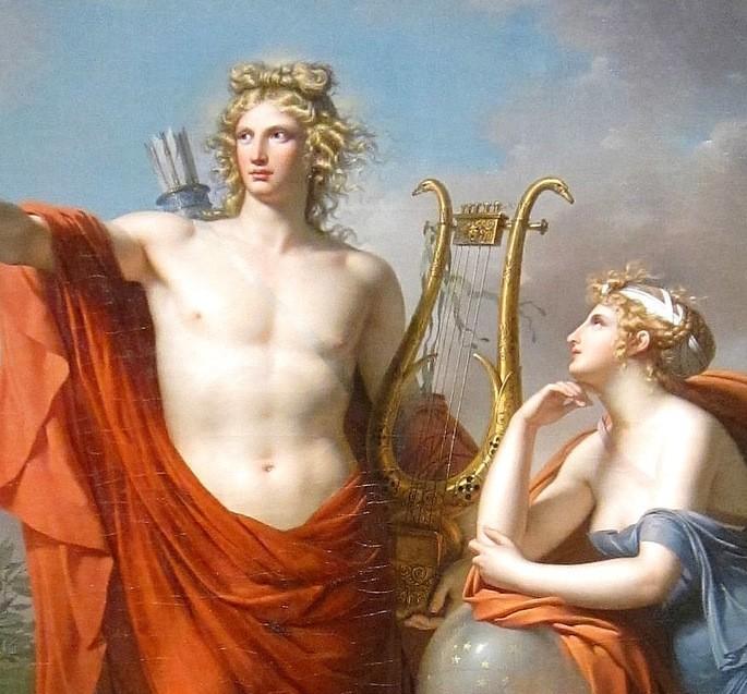 Apolo e Urânia