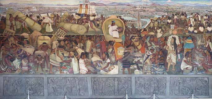 a grande Tenochtitlán