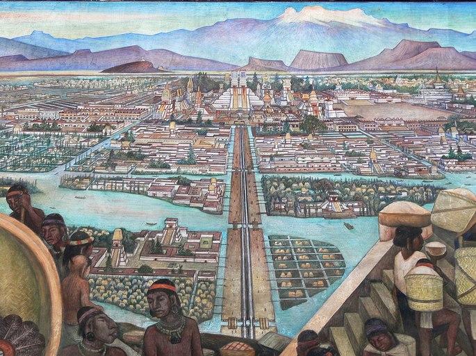 capital asteca