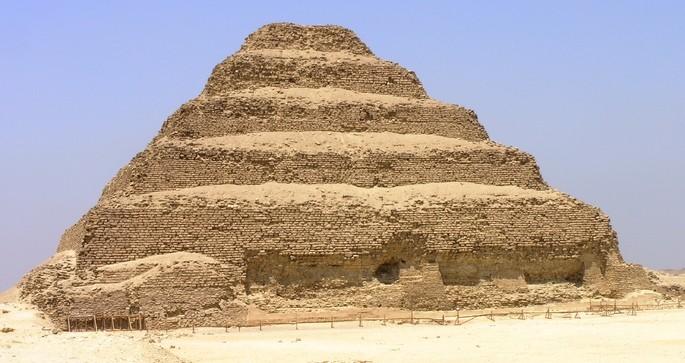 Pirâmide Djoser