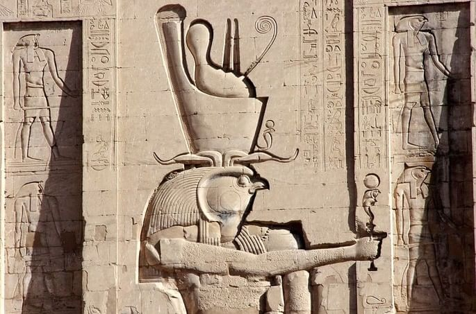 Hórus deus egípcio