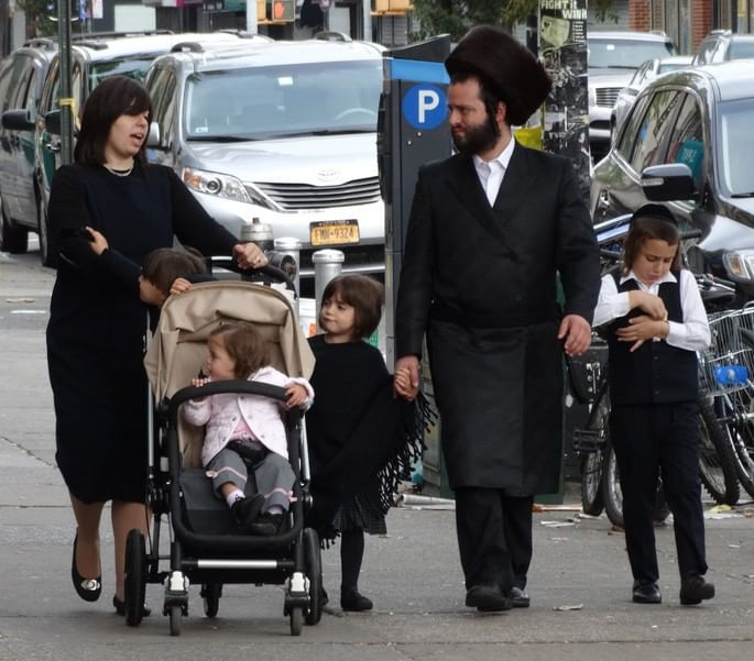 judeus ortodoxos