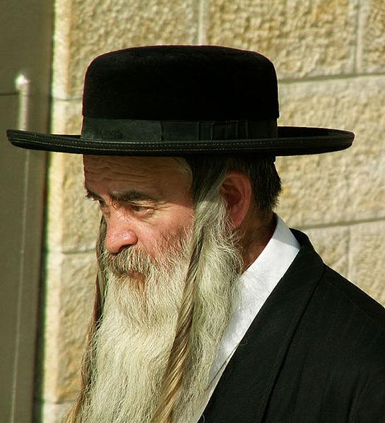 homem judeu ortodoxo