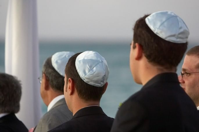 judeus quipá