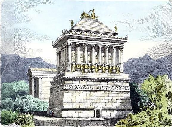 Mausoléu de Halicarnasso