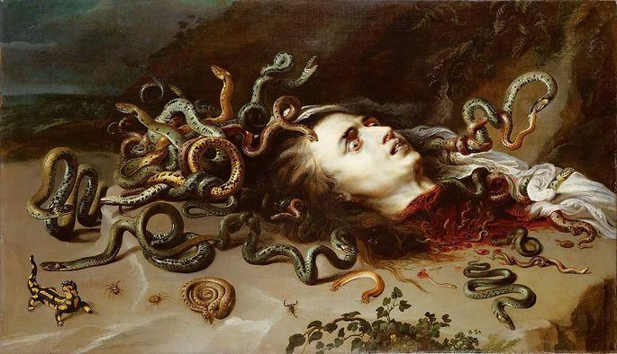 Cabeça da Medusa