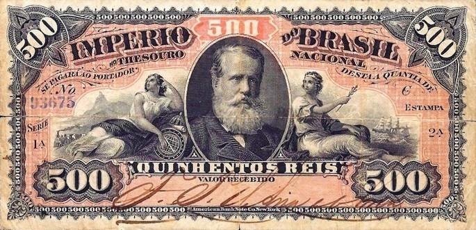 moedas do brasil réis