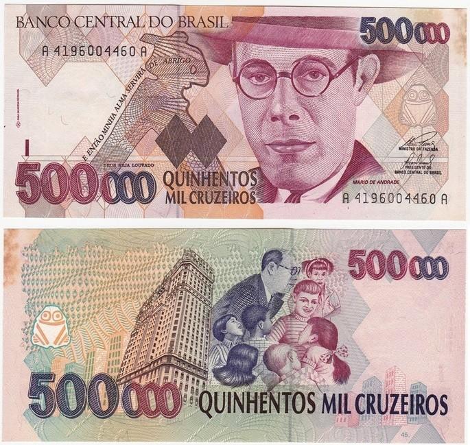 cruzeiro moedas do brasil
