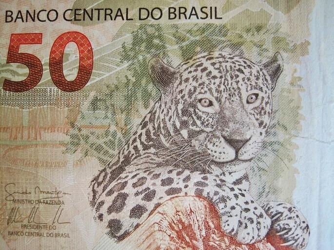cédula 50 reais