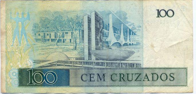 cruzado moedas do brasil