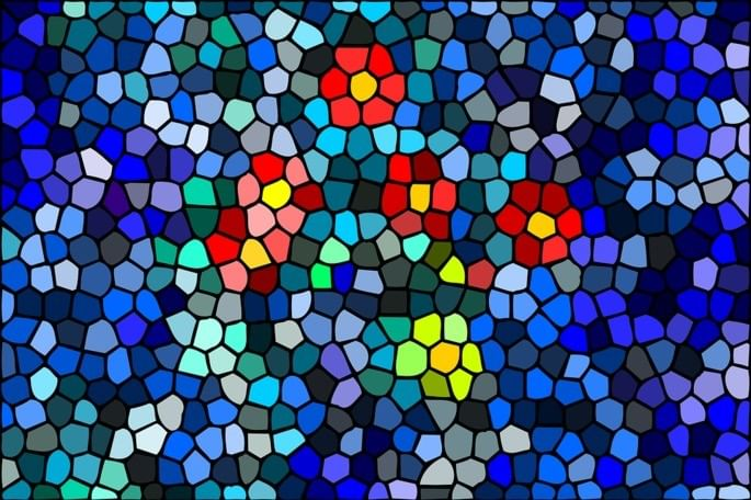 Mosaico Sonhos