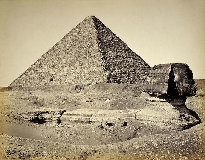 Grrande Pirâmide de Gizé