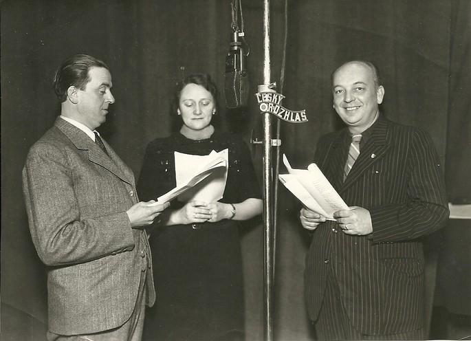 atores do rádio