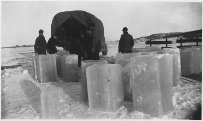 cortador de gelo