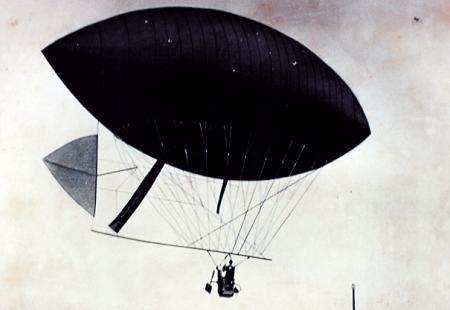 Santos Dumont dirigível