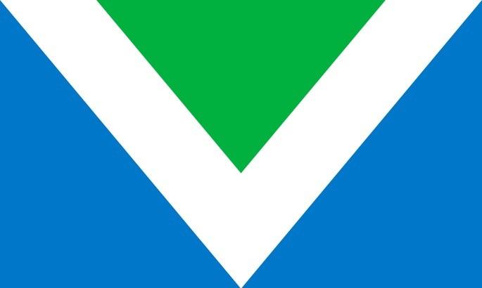 bandeira vegana