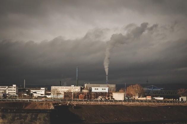 Poluição e Chuva Àcida