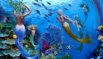 Iara, Sereias, Iemanjá, Afrodite: conheça as rainhas do mar