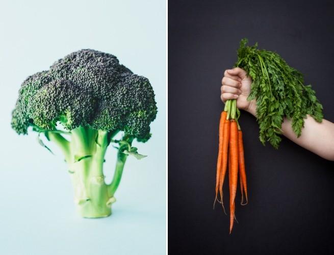 Legume ou verdura