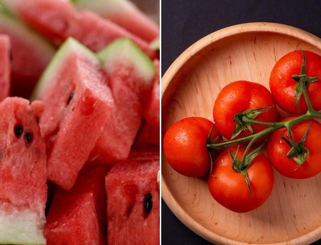 Verdura (cru) X Legume (cozinhado)