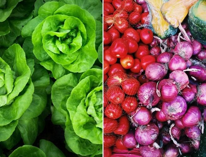 Legume e verdura