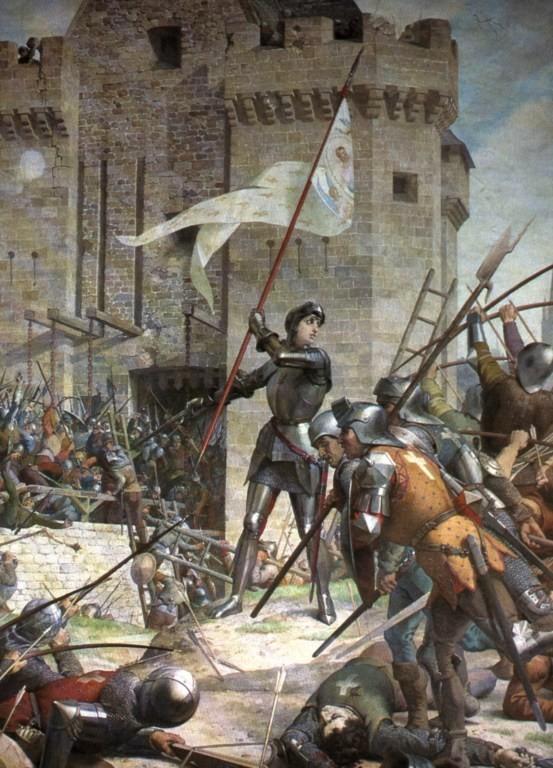 Joana Darc no cerco de Orleans