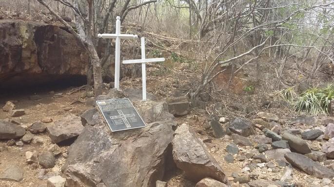 Local da morte de Lampião