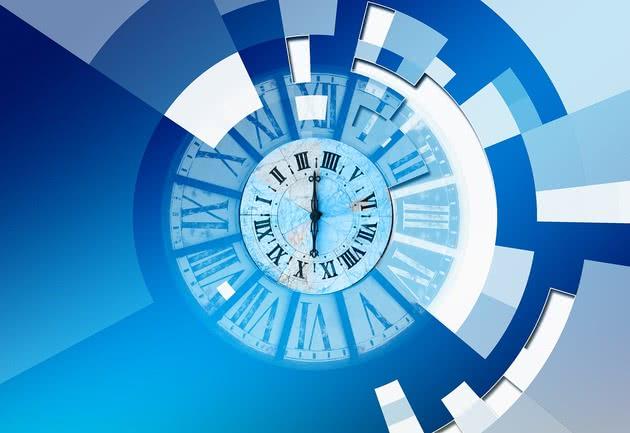 Tempo é relativo