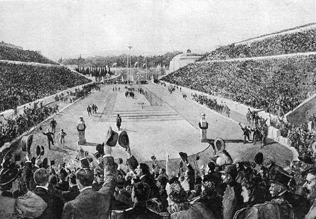 Jogos Olímpicos de 1896