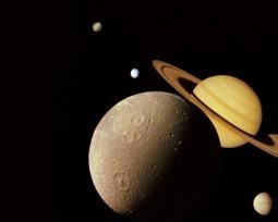 Todas as 82 Luas de Saturno (20 são novas)