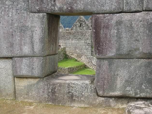 Construção Inca