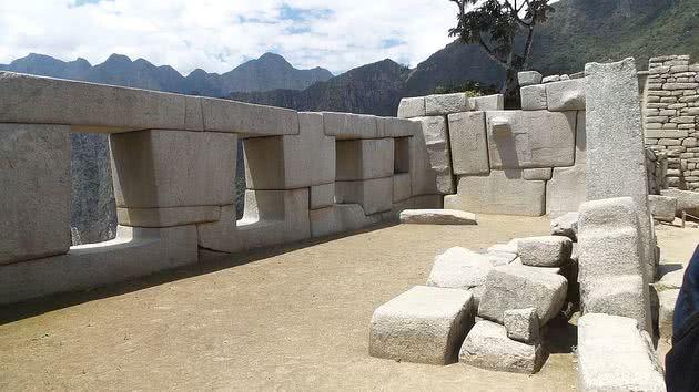 Contrução Inca