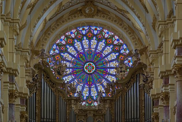 Mandala na arquitetura