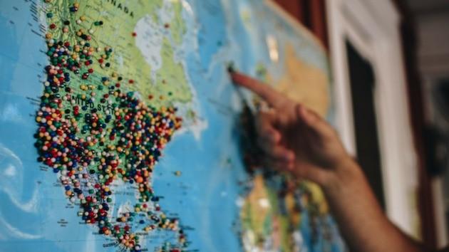 Mapa by Kelsey Knight