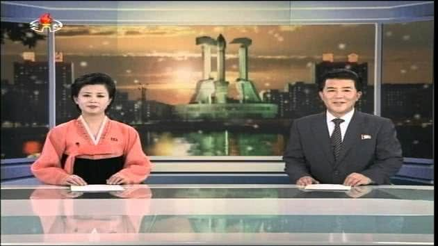 Norte Coreia TV