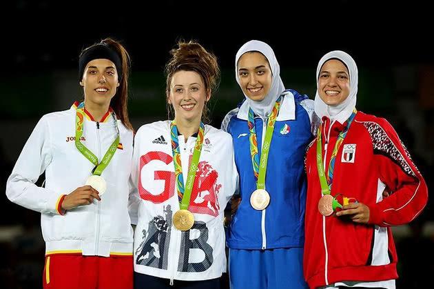 Mulheres nas Olimpiadas