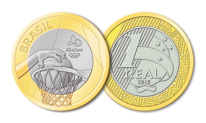 Basquetebol moeda