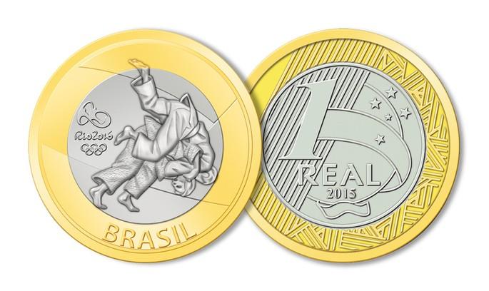 Judô moeda