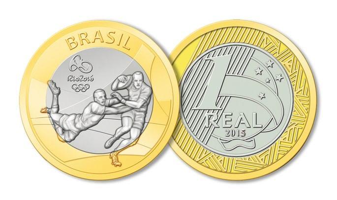 Rugby moeda