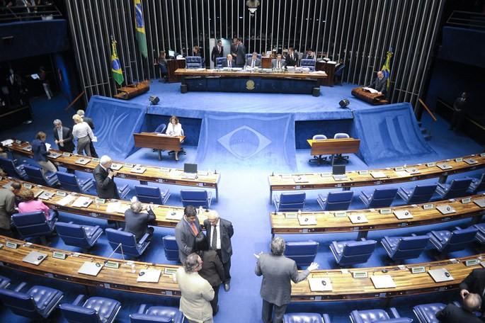 Bandeira Senado