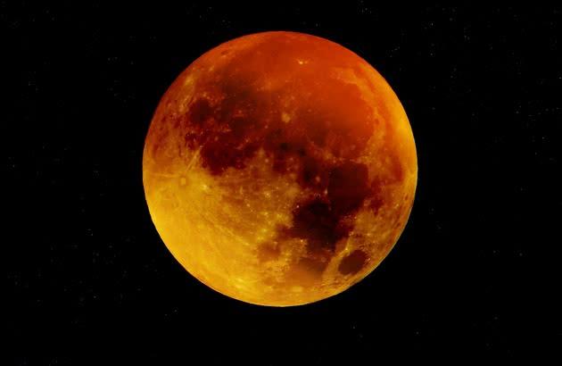 Lua sangrenta