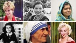 Descubra curiosidades sobre a vida de 15 mulheres que mudaram o mundo