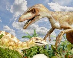 De onde vêm os nomes de dinossauros?
