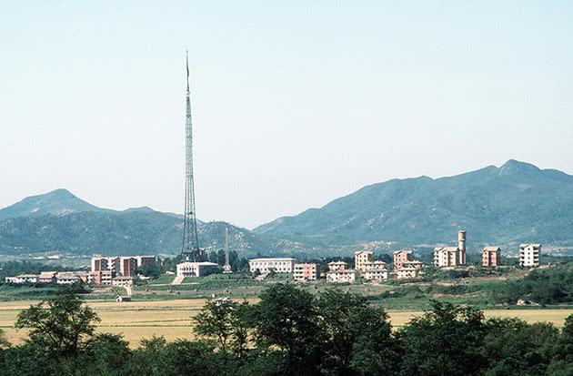 Cidade de Kijong-dong