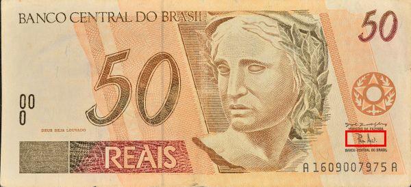 nota 50 Persio Arida