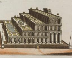 Onde ficavam os Jardins Suspensos da Babilônia? Como eram?