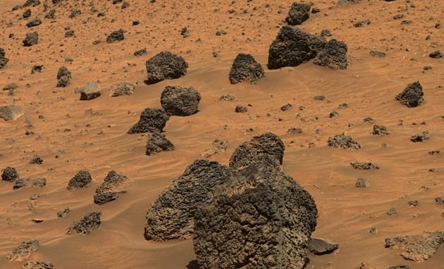 Pedaços de Marte