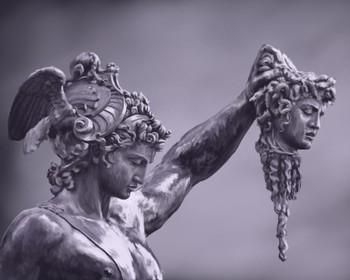 História e aventuras do fantástico Perseu