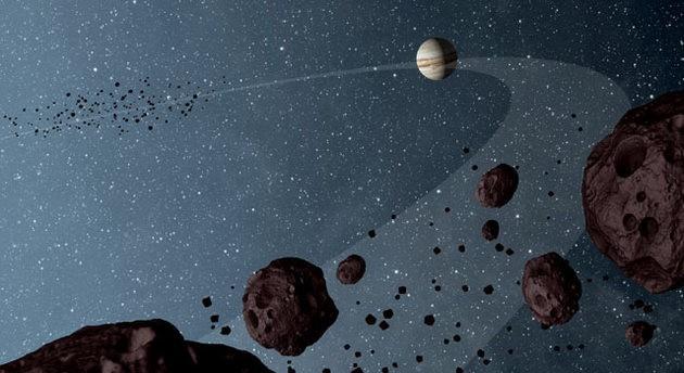Campo de asteroides